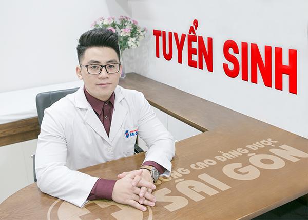 Miễn 100% học phí Cao đẳng Y Dược Sài Gòn năm 2020